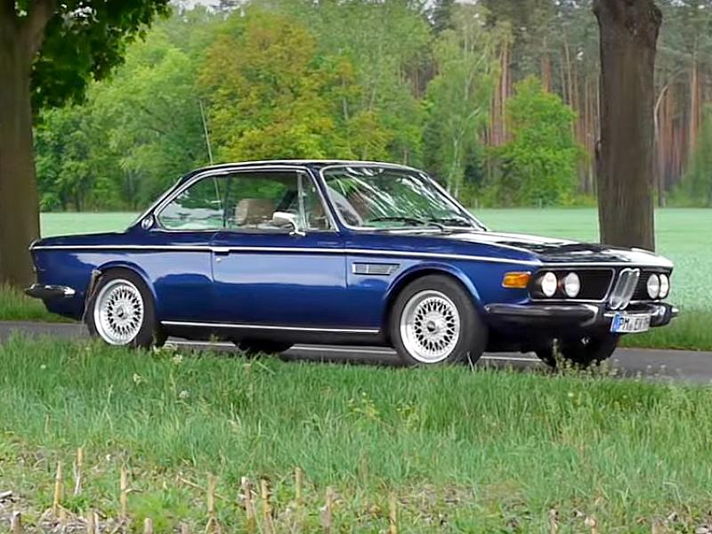 Photo of BMW E9 Coupé 3.0 CSi
