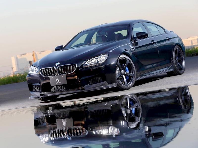 Photo of BMW M6 Gran Coupé a SportVerdában