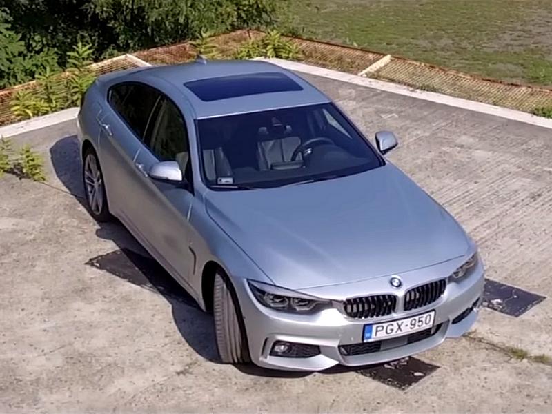 Photo of Autósmozi: BMW 430d xDrive GranCoupé