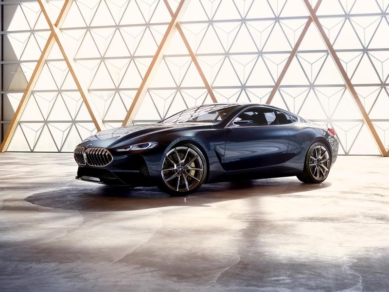 Photo of Íme a BMW 8-as sorozatának hírnöke