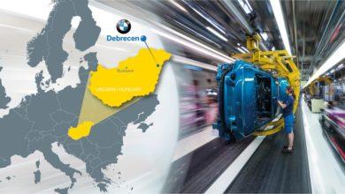 Photo of Bővít a BMW Group: Debrecenben építenek új gyáregységet