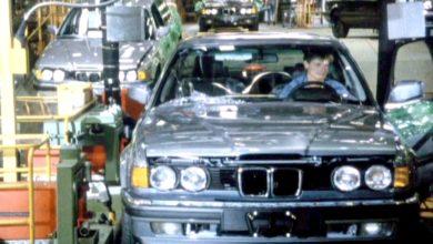 Photo of Így készült a BMW E32