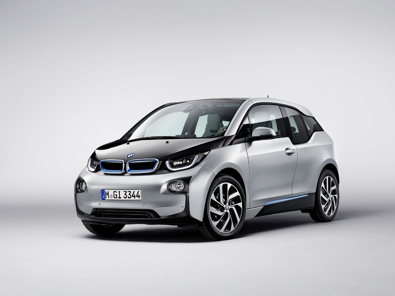 Photo of BMW i3