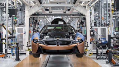 Photo of Lipcsében elindult az új BMW i8 Roadster tömeggyártása