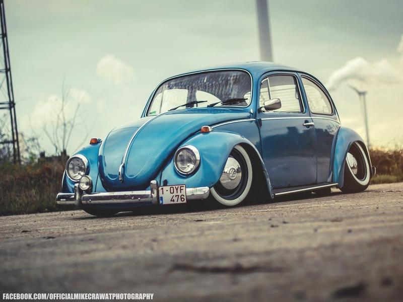 """Photo of A VW Bogár, ami """"parancsra ül"""""""