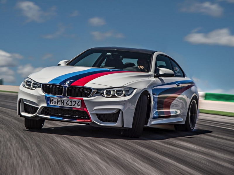 Photo of BMW M4 Drift training