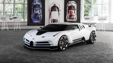 Photo of Bugatti Centodieci – tisztelgés az elődök előtt