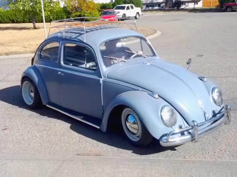 Photo of 325 lóerős VW Bogár