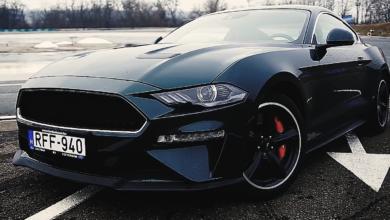 Photo of Autósmozi: Ford Mustang Bullitt