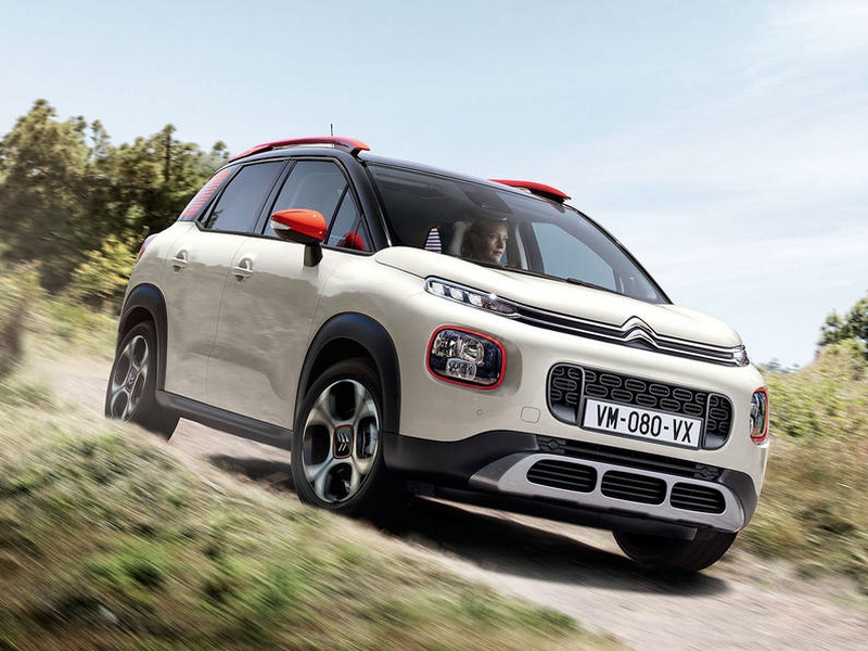 Photo of Citroën C3 Aircross – új kompakt SUV