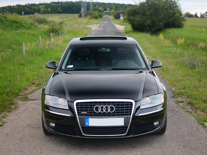 Photo of Audi A8 teszt – kormányzati kényelem