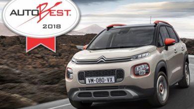 Photo of A C3 Aircross kapta az Autobest-díjat