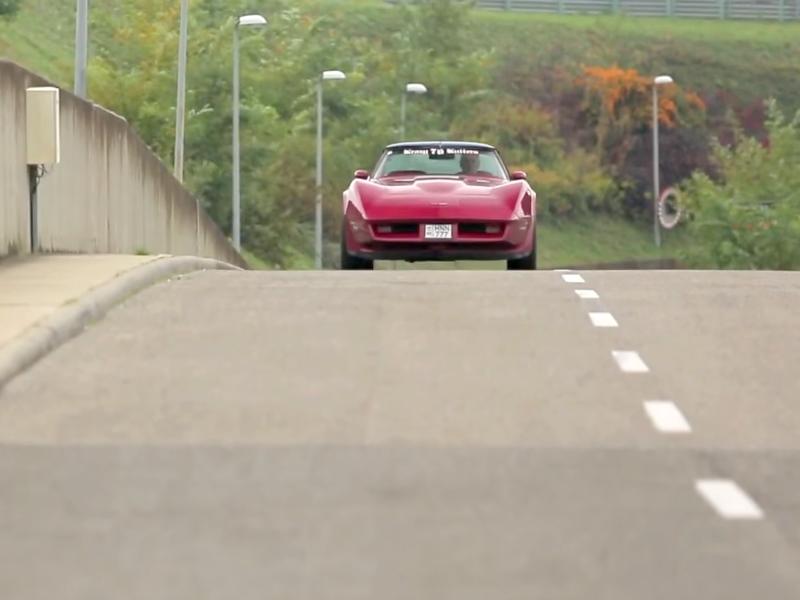 Photo of Chevrolet Corvette C3 a SportVerdában