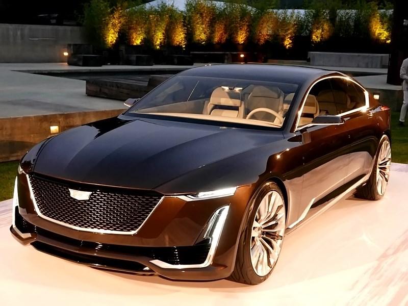 "Photo of Cadillac Escala – modern ""luxusromboló"""