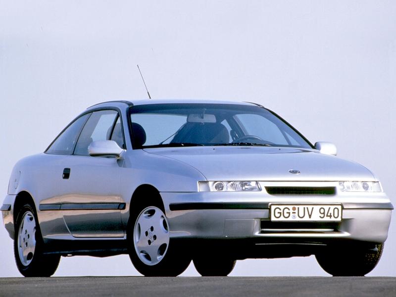 Photo of Opel Calibra – természetes vágyfokozó