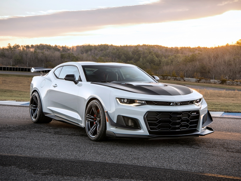Photo of Chevrolet Camaro ZL1 1LE