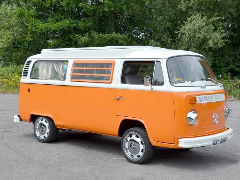 Photo of Volkswagen Westfalia Camper