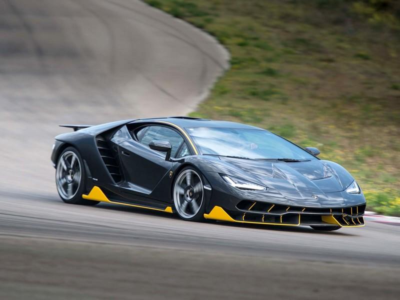 Photo of Lamborghini Centenario – az első nyilvános tesztkör