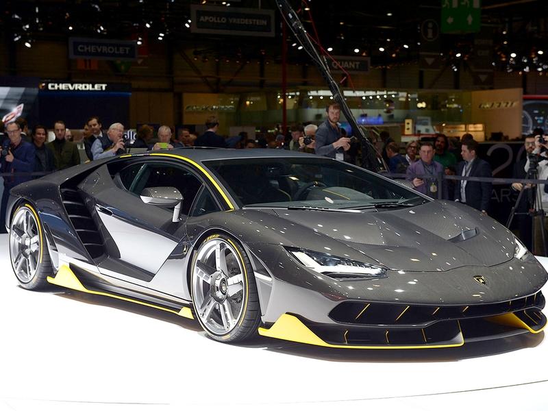 Photo of Jubileumi Lamborghini – bemutatkozott a Centenario