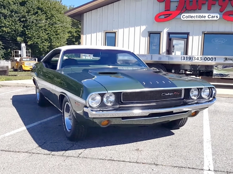Photo of Dodge Challenger (1970)