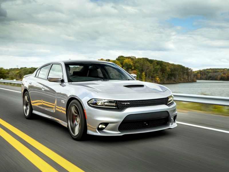 Photo of Dodge Charger SRT