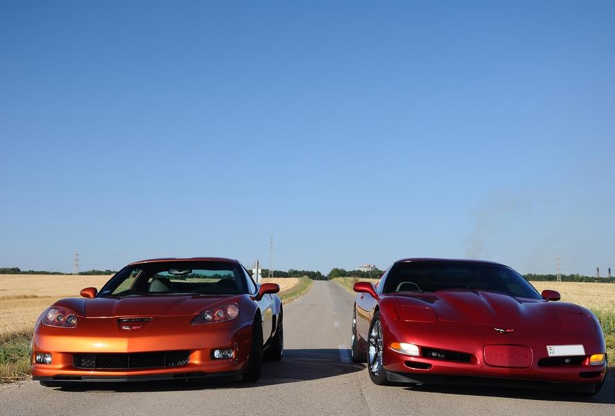 Photo of Amerikai álom és a fenevad: Chevrolet Corvette C5 és Z06
