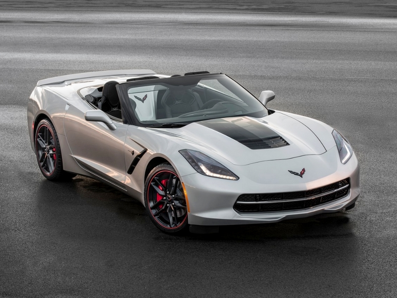 Photo of Chevrolet Corvette Stingray Convertible
