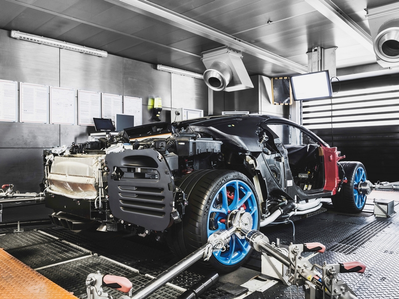 Photo of Így készül a Bugatti Chiron
