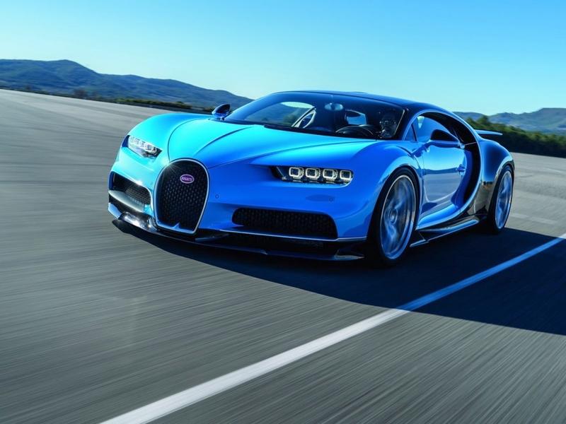 Photo of Bugatti Chiron – 1500 lóerős fenevad