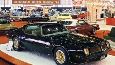 Photo of Chicagói Autószalon a '70-es években
