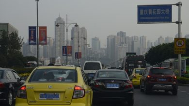 Photo of Számos helyen romlott a levegő minősége Kínában az elektromos autók térnyerésével
