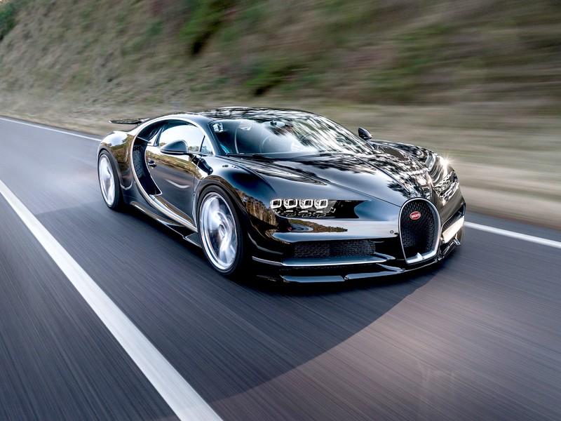 Photo of Bugatti Chiron – a király érkezik