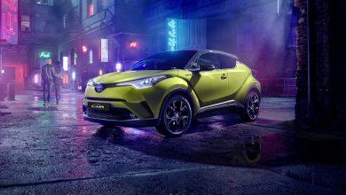 Photo of Limitált kiadásként érkezik a Toyota C-HR Neon Lime