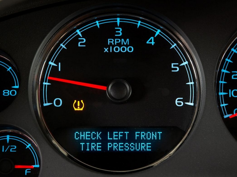 Photo of TPMS – Tire Pressure Monitoring System