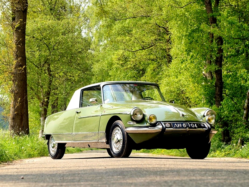 Photo of Citroën DS 21 M Coupé Le Dandy