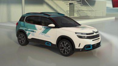 Photo of Citroën C5 Aircross SUV Hybrid Concept – konnektoros tanulmány