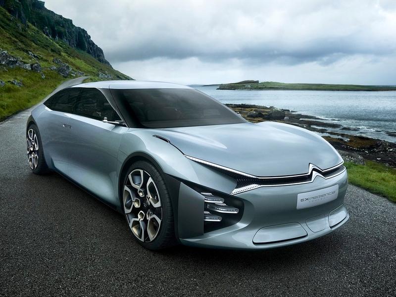 Photo of Citroën CXperience koncepció