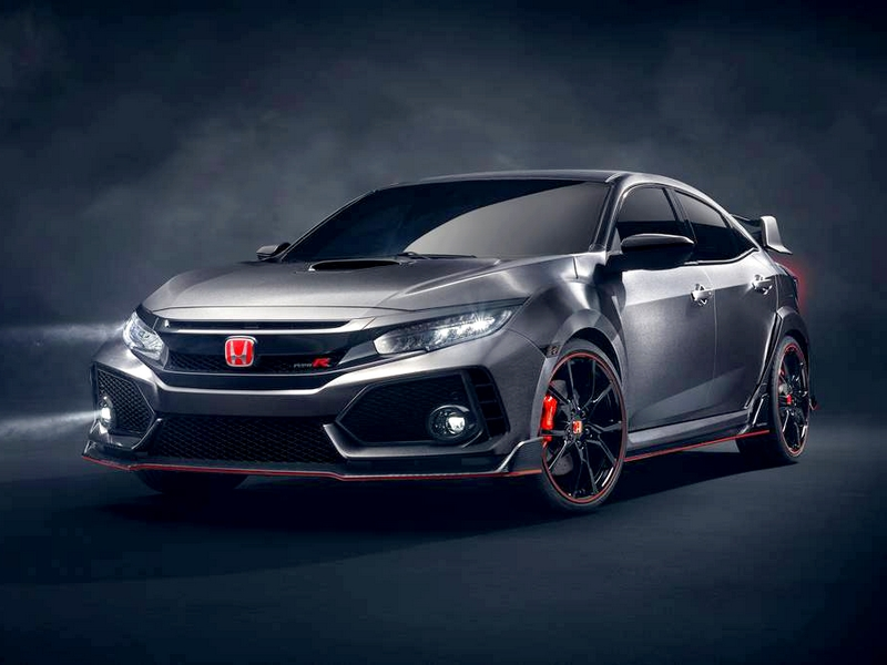 Photo of Honda Civic Type R prototípus