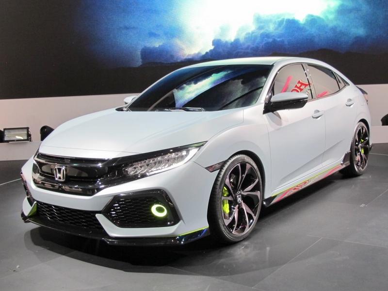 Photo of 2017-ben érkezik az új Honda Civic
