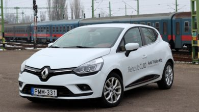 Photo of Renault Clio 1.5 dCi teszt – bevált recept