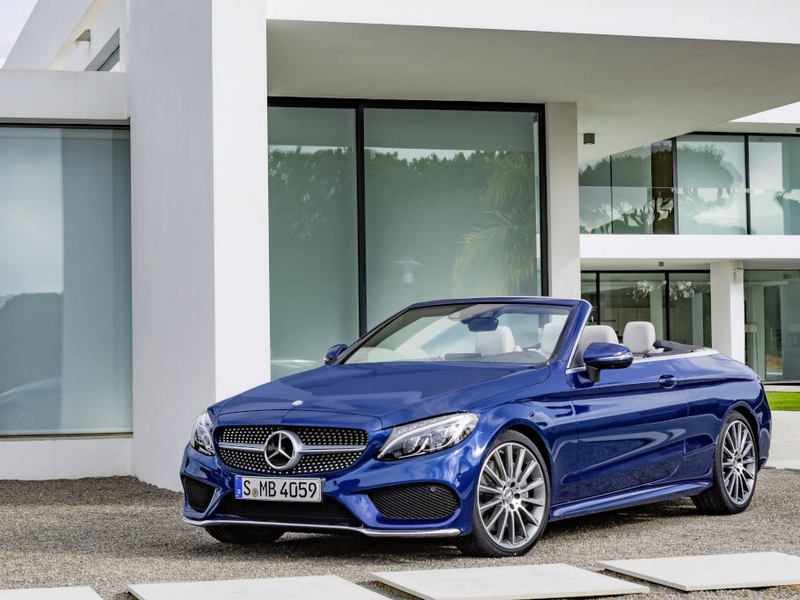 Photo of Mercedes-Benz C 400 4MATIC Cabriolet
