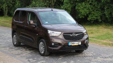 Photo of Opel Combo Life 1.2 T teszt – a harmadik kihívó
