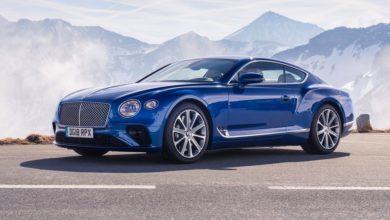 Photo of Bentley Continental GT – hűvös fényűzés
