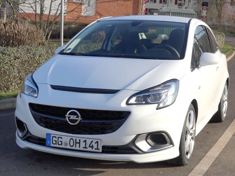 Photo of Opel Corsa OPC (2016)