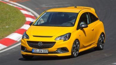 Photo of A Nürburgringen tették próbára az új Opel Corsa GSi-t