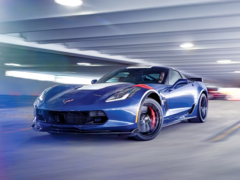Photo of Chevrolet Corvette Grand Sport