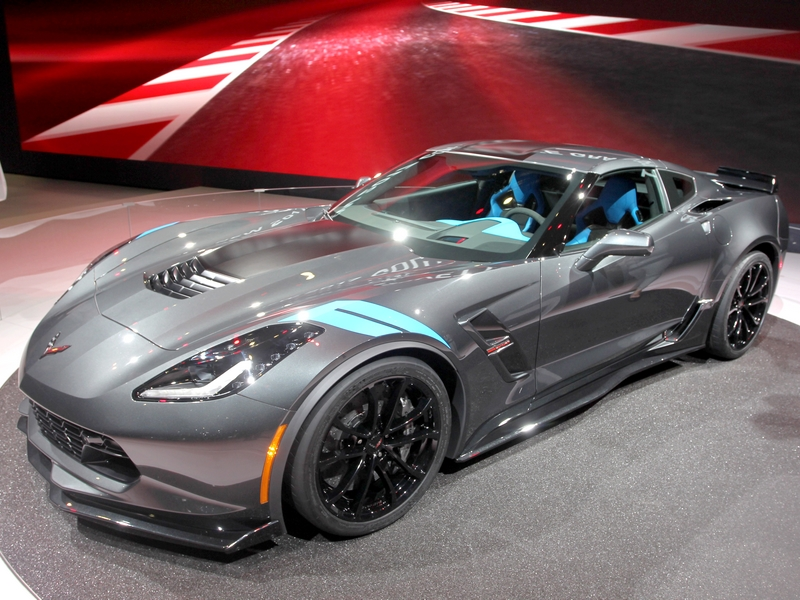 Photo of Corvette Grand Sport – a Genfi Autószalon éke