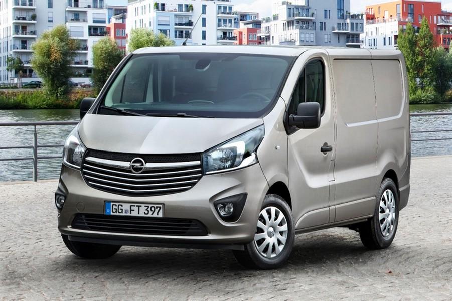Photo of Opel Vivaro – izmos furgon