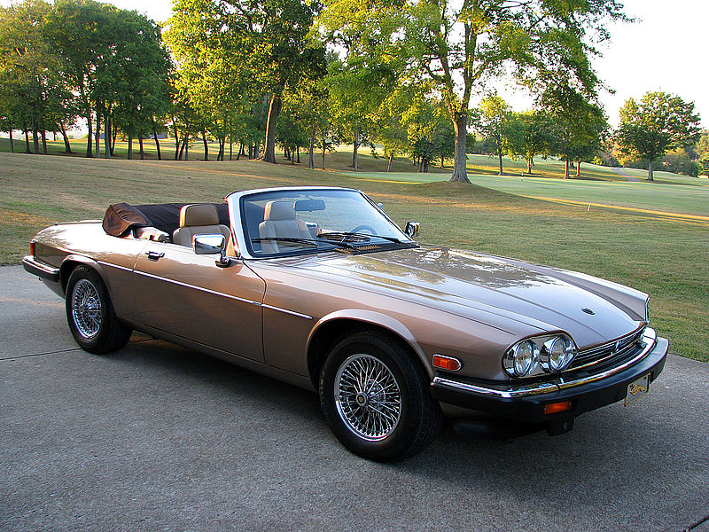 Photo of Jaguar XJS Cabrio