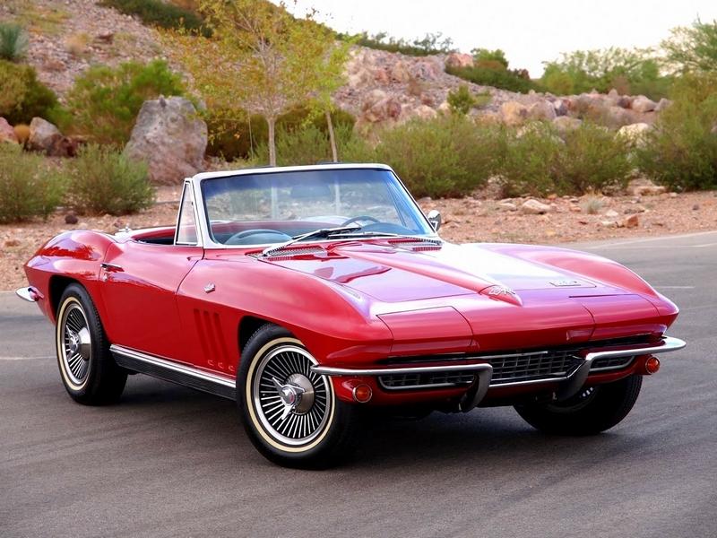 Corvette Convertible